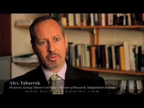 Alex Tabarrok: Economic Growth and Innovation