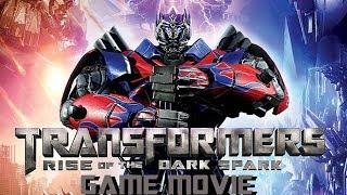 getlinkyoutube.com-Transformers: Rise of the Dark Spark All Cutscenes (Game Movie) 1080p HD