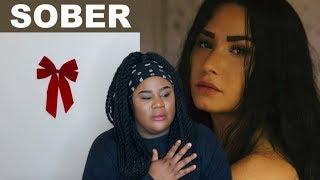 Demi Lovato   Sober  REACTION 