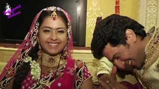 getlinkyoutube.com-On location of TV serial 'Sasural Simar Ka' 'Roli' Jhumki) & Siddhanth get married
