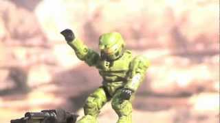 DRAW Stop Motion entry in 2012 Halo Mega Blocks Toymation Contest by Goodwill Hunter