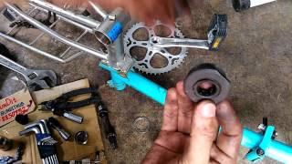 getlinkyoutube.com-วิธีถอดกะโหลกจักรยานเก่าๆ By.Bundit