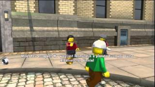 "getlinkyoutube.com-Lego City Undercover [Part 20] - Saving ""Mocha"" Luca!"