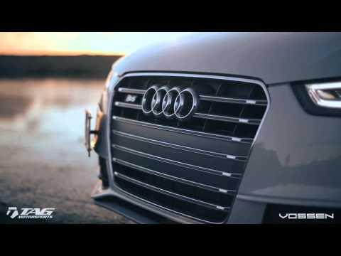 Где передние тормозные диски в Audi TTS