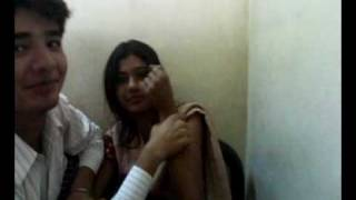 shubham visvkarma kiss