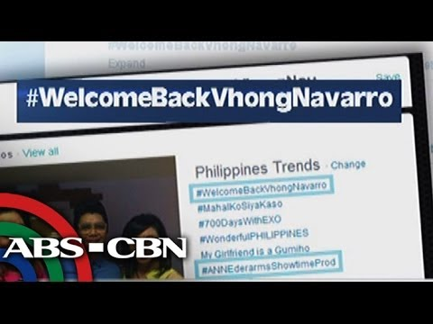 Vhong Navarro's return in It's Showtime trending in social m