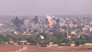 getlinkyoutube.com-The full Battle of Kobani YPG & FSA vs ISIS. Heavy Urban Fighting and intense action.