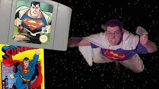 getlinkyoutube.com-Superman 64 - Nintendo 64 - Angry Video Game Nerd - Episode 51