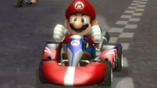 getlinkyoutube.com-Mario Kart Wii - 150cc Mushroom Cup Grand Prix (Mario Gameplay)