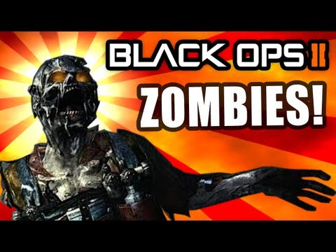 Black Ops 2 ZOMBIES - Campaign Mode, Trailer soon & new Emblem! (Black Ops Gameplay)