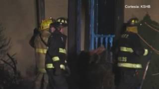 Un hombre murió en un incendio en la calle 203 E en Pleasant Hill