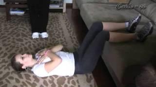 getlinkyoutube.com-Exercícios para fazer em casa