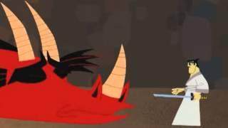 getlinkyoutube.com-Samurai Jack - Dragon doing a fart