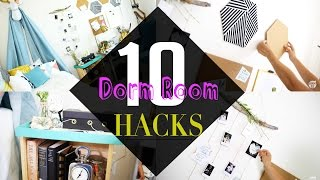 getlinkyoutube.com-Top 10 BACK TO SCHOOL Dorm Room Decor HACKs | ANN LE
