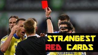getlinkyoutube.com-Strangest red cards EVER in Soccer/Football History