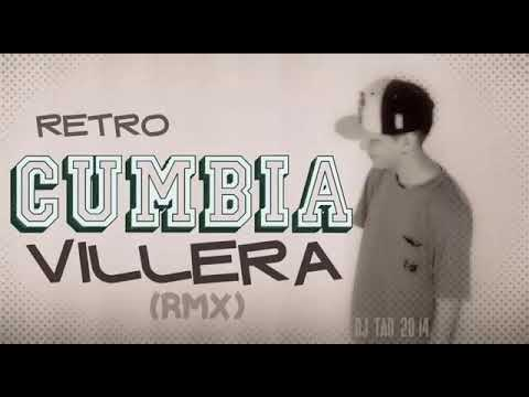 CUMBIA VILLERA RETRO  ENGANCHADO MIX 2014