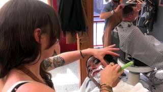 getlinkyoutube.com-Cut-Throat Shave - Femme Style