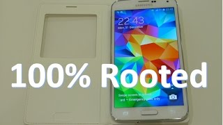 getlinkyoutube.com-[100%] How to Root Samsung Galaxy S5 All Models lollipop 5.0  [Easy 4 Steps]