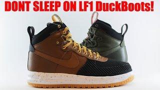 getlinkyoutube.com-Stop Sleeping on the Lunar Force 1 Duckboots! On foot + 1 Year Wear Test