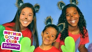 getlinkyoutube.com-Three Little Kittens | Mother Goose Club Playhouse Kids Videos