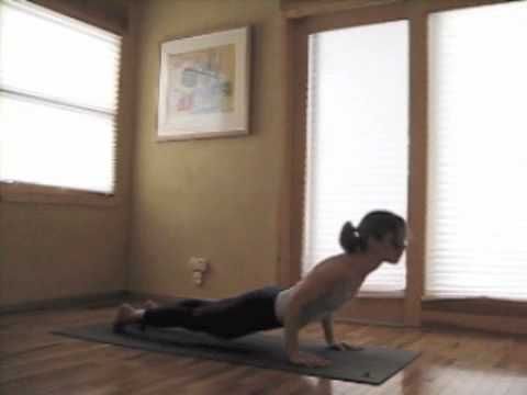 Yoga Flow Core and Hip Strength