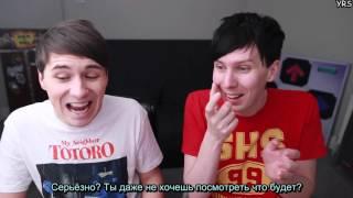 getlinkyoutube.com-Dan and Phil play UNDERTALE! rus sub