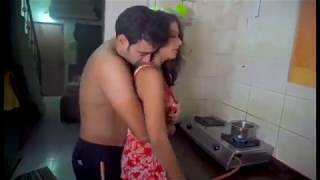 HOT ROMANTIC BHABHI BED ROOM ROMANCE... width=