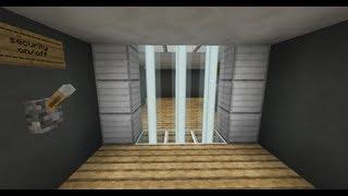 getlinkyoutube.com-Laser Security Alarm/Door(minecraft)