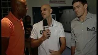 getlinkyoutube.com-Anderson Silva e Demian Maia ( Faustão e Sportv)