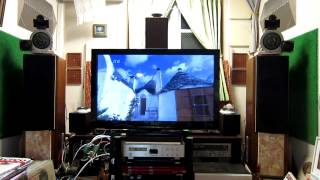 getlinkyoutube.com-SA-98G-EX 80W+80WTDA7498デジタルアンプの試聴