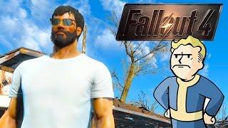 getlinkyoutube.com-Fallout 4 - Random Moments (Stupid Dogmeat, Funny Cutscene Fails)