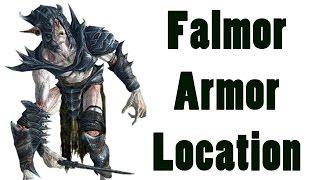 getlinkyoutube.com-Skyrim: The Best Easy to Get Armor (Falmer Armor Location Walkthrough Guide)