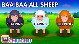 getlinkyoutube.com-Baa Baa Black Sheep - The Joy of Sharing!