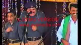 getlinkyoutube.com-(پولیس زمونږ د پیښور ) Pashto Comedy Stage Show