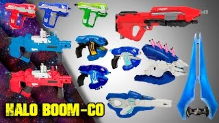 getlinkyoutube.com-ARMAS DE HALO 2016 | BOOM-CO