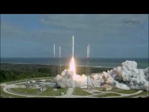 NASA.gov: MSL Lifts Off (Mars Science Laboratory / Curiosity Mars Rover Launch)