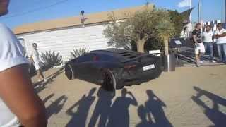 "getlinkyoutube.com-Timati Lamborghini Mansory ""Black Start """