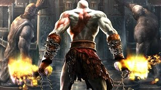 God of War 2 All Cutscenes (Game Movie) 1080p 60FPS HD