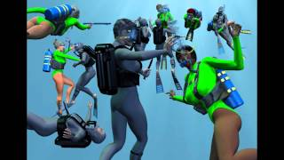 getlinkyoutube.com-Frogwomen underwater battle 2012 (HD).mp4