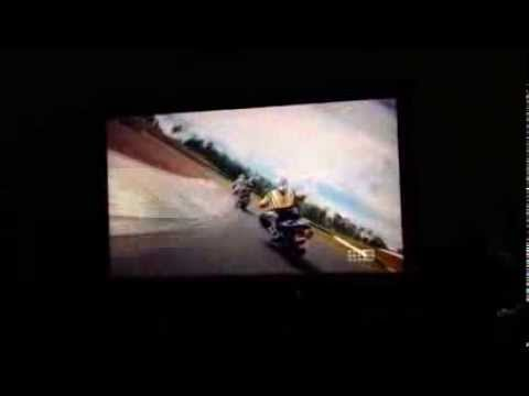 Top Gear Australian Postie bike race