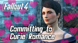 getlinkyoutube.com-Fallout 4 - Committing to a romantic relationship with Curie