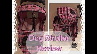 getlinkyoutube.com-Dog Stroller Review