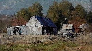 getlinkyoutube.com-Kasey Sealy landscape painting in oils