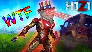 H1Z1 King of the Kill - WTF Moments Ep. 7