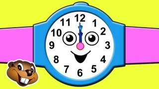 "getlinkyoutube.com-""What Time Is It?"" - Telling the Time Song for Children, What's the Time? Kids English Nursery Songs"
