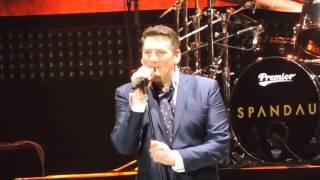 getlinkyoutube.com-SPANDAU BALLET-Round and Round- live forum assago MILANO 24.3.2015