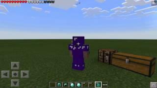 getlinkyoutube.com-Обзор модов Minecraft pe #1 ВЕЗУЧИЕ БЛОКИ