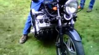 getlinkyoutube.com-Supercharged Honda CBX