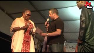 getlinkyoutube.com-Ras Kimono Performs With 2face, Onyeka Onwenu, Bright Chimezie At Music Festival