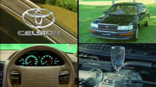 getlinkyoutube.com-【ビデオカタログ】 初代(10系) トヨタ セルシオ(前期) 「F10 Toyota SELSIOR video catalog」